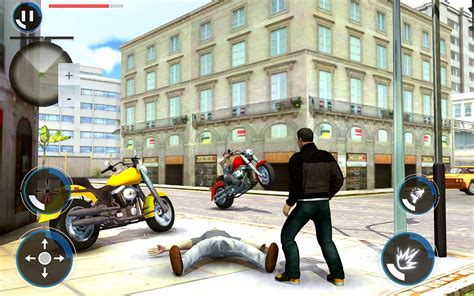 grand gangster vegas crime city  android apk