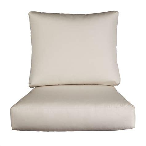Furniture: Using Fascinating Sunbrella Deep Seat Cushions