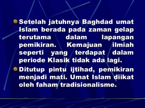 Sejarah Pemikiran Politik Klasik Dari Prasejarah Hingg Murah 1 tahap perkembangan pemikiran islam