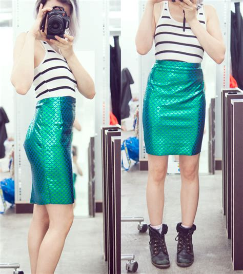 Mermaid Pencil Skirt spandex mermaid pencil skirt murmur