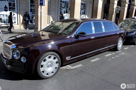 bentley mulsanne limousine bentley mulsanne grand limousine 5 october 2016 autogespot