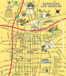 Google Map Los Angeles by Cool Los Angeles Maps Google Search California Dream