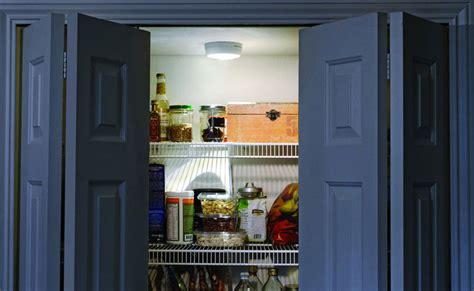 Mr Beams Closet Light by Small Closet Products To Organize Your Wardrobe Freshome