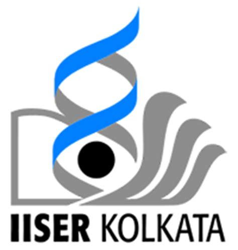 educational institute logo design sle for india iiser kolkata info ranking cutoff placements 2018