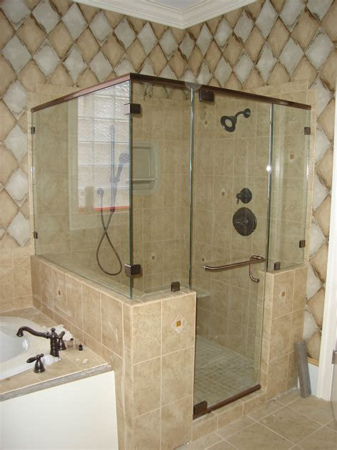 Custom Frameless Shower Doors Custom Frameless Shower Enclosures Www Panaust Au