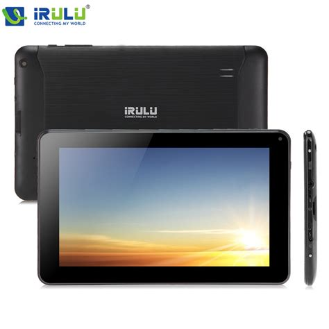 9 Inch Android 4 4 Tablet Pc irulu expro x1pro 9 inch tablet pc 8gb rom android 4 4 2