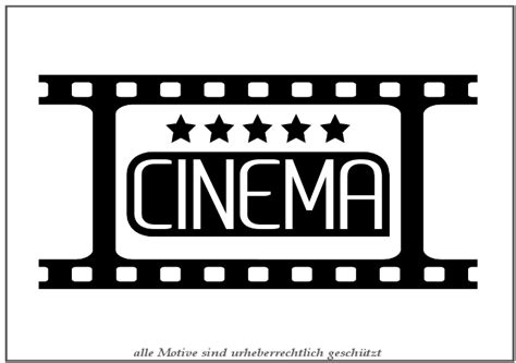 movie quotes vinyl decal cinema vinyl wall decal movie film cinema quotes lettering