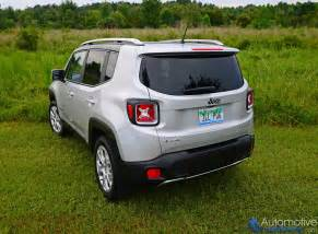 2016 jeep renegade limited 4 215 4 review test drive