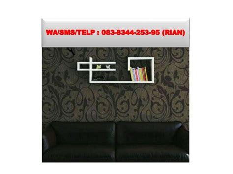 Jual Rak Buku Dinding Murah 083834425395 agen furniture rak buku dinding murah