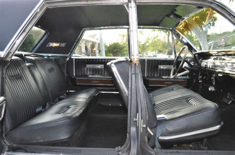 1964 lincoln continental black interior exterior for