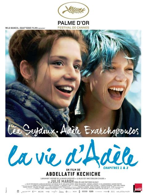 film blue is the warmest colour 2013 movie posters blue is the warmest color