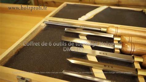 Outils De Tournage Sur Bois 4172 by Coffret De 6 Outils De Tournage Permettant De R 233 Aliser Des