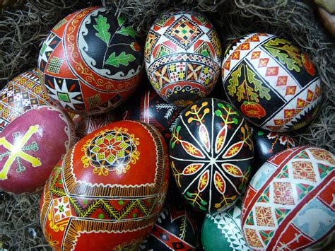 amazing easter eggs from the cheryl st ukranian easter eggs are amazing