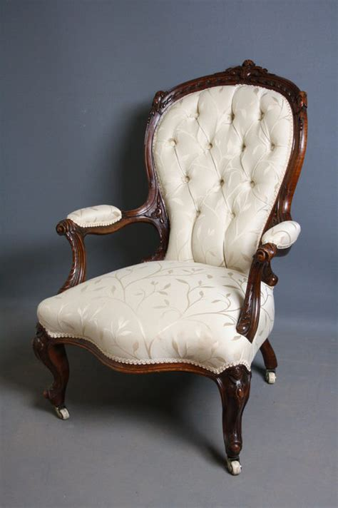 victorian armchair antiques atlas