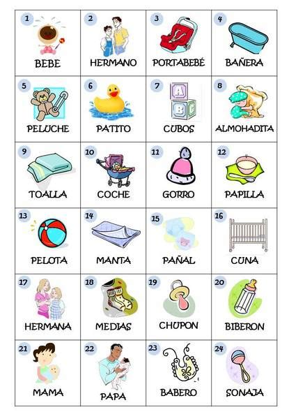 Loteria Baby Shower Pdf by Loteria Baby Shower Pdf Apexwallpapers
