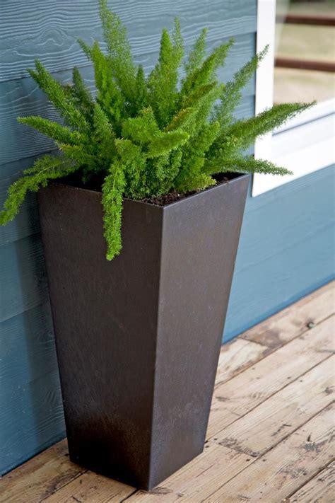 modern pots and planters popular 225 list modern square planter