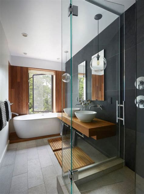 modern grey bathroom best 25 modern bathroom design ideas on