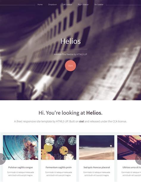 drupal themes easy 9 best 9 of the best free bootstrap drupal themes images