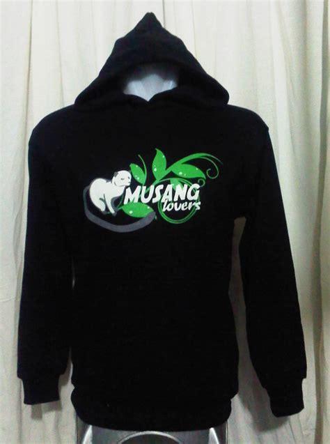 Sweater Universitas Indonesia1 rich co hoodie jumper musang indonesia