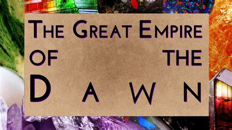 the great empire the great empire of the