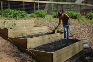Backyard Retaining Walls Ideas Garden Equip And Beautiful Hanging Gardens Planting On A