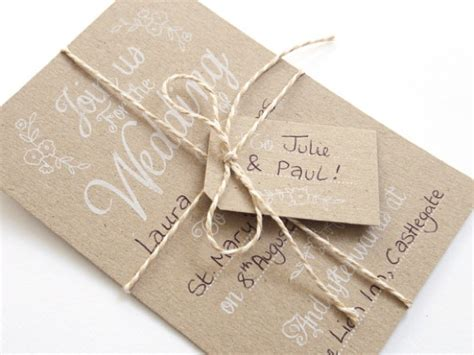 Wedding Invitations Recycled Paper by Trend Vs Traditional Wedding Invitations Guide To