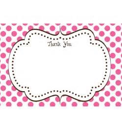 cupcake printable thank you card 4x6