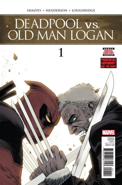 deadpool vs logan preview of deadpool vs logan 1