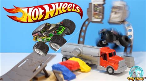toy monster truck videos for kids monster truck videos for kids wheels monster jam truck