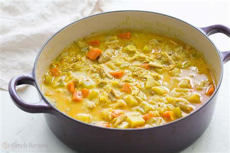 mulligatawny soup recipe vegetarian chicken mulligatawny soup recipe simplyrecipes