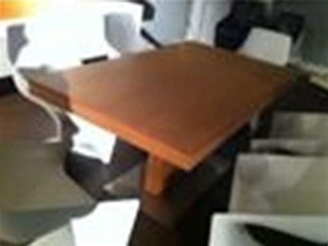 tisettanta tavoli tavolo quadrato in legno tisettanta tisettanta in offerta