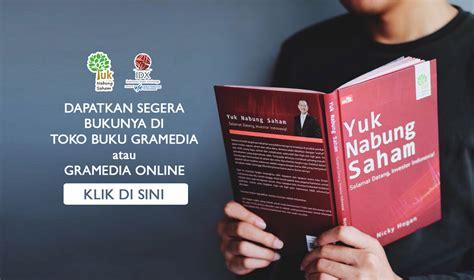 Buku Terbaru Buku Yuk Nabung Saham Selamat Datang Investor idx yuk nabung saham