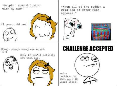 Challenge Accepted Meme - challenge accepted meme collection 1 mesmerizing