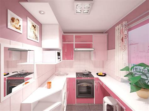 pink kitchen ideas quicua