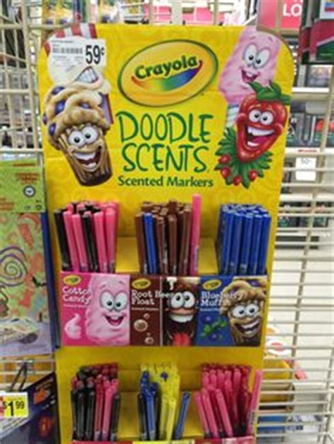 food doodle markers crayola doodle scents food with doodles