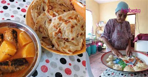 homemade roti canai ala nenek nenek bahan pun tak