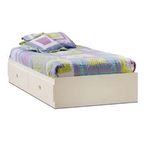 twin size bed frame with drawers white twin size mates platform bed with 2 drawers