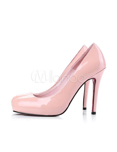 light pink baby shoes pale pink high heels fs heel