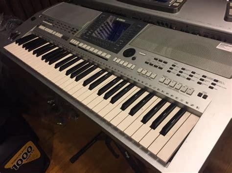 Keyboard Yamaha Psr S700 yamaha psr s700 arranger workstation keyboard reverb