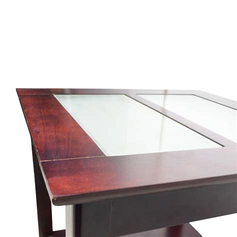 coffee table target coffee table glass top tables and end 85 off target target glass and wood coffee table tables