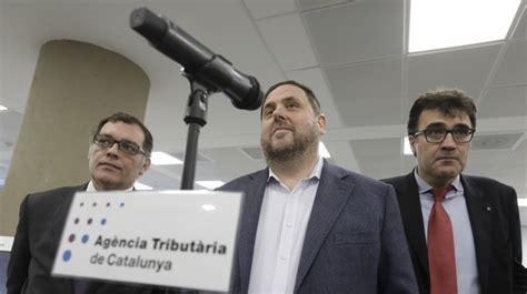 agencia tributaria oficinas barcelona junqueras inaugura en barcelona una de las 15 nuevas