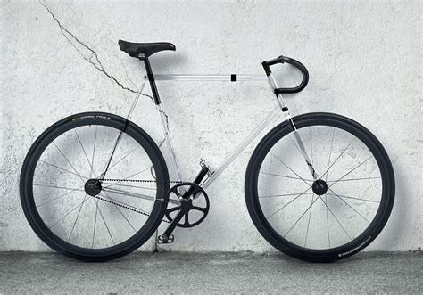 design frame bike awesome stealth clarity bike has a transparent trivex