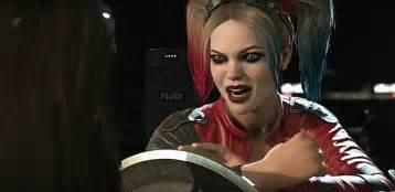 Injustice 2 reveals harley quinn and deadshot in new gamescom 2016