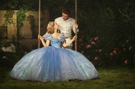 swing scene cinderella review disney moves forward by looking back