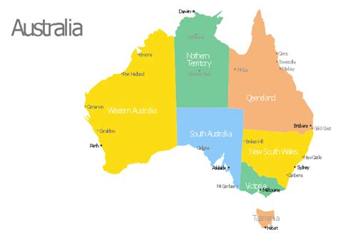 map of australia template australia map with cities template australia map