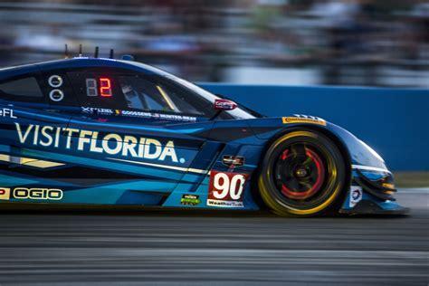 racing in florida visit floridafighting fifth in mobil 1 twelve hours of sebring for visit florida
