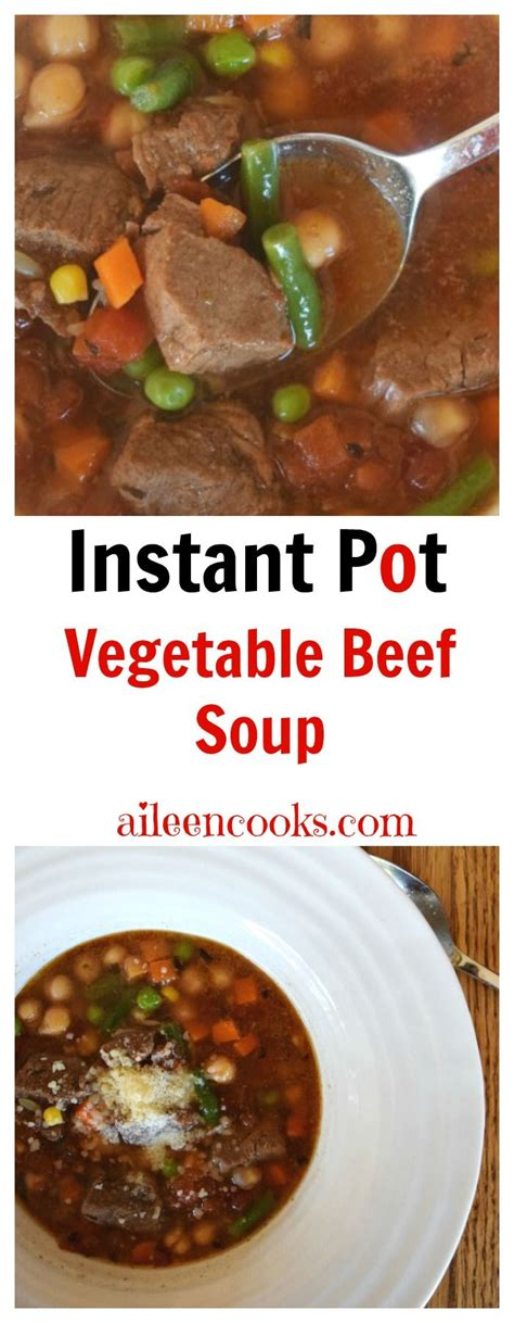 the instant pot soup cookbook best soup recipes for your electric pressure cooker books the 25 best vegetable beef soups ideas on