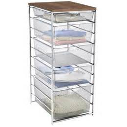 platinum elfa mesh dresser reviews the container store