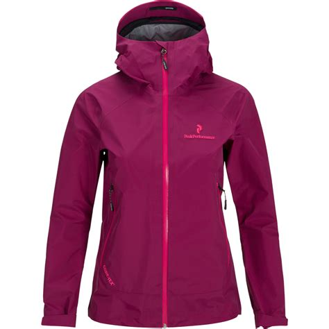 black light jacket wiggle peak performance s black light 3 layer