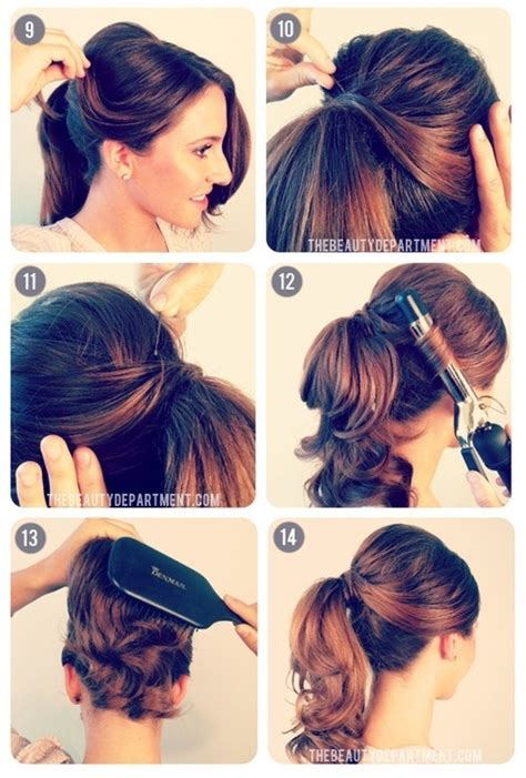 1950s hairstyles with a ponytail leaftv 50s hairstyle hair makeup pinterest hairstyles for